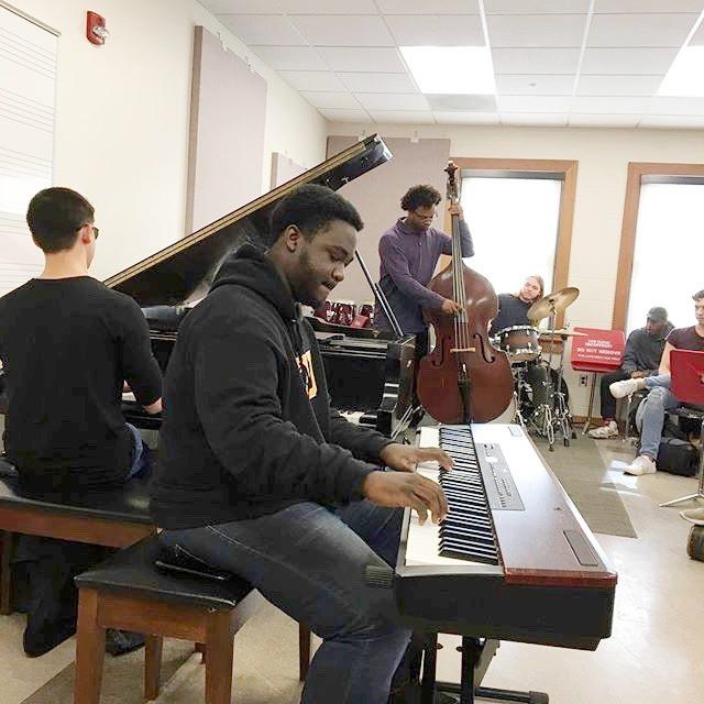 Jam Session at VCU Jazz Clinic