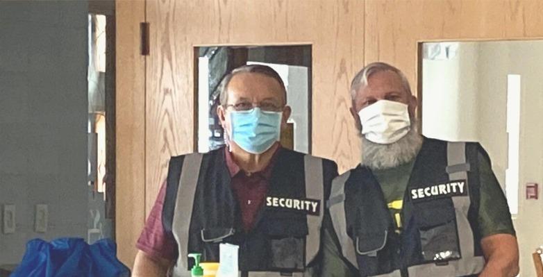 Parish Security