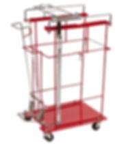 Sharps Dolly Carts Medica Trolley Carts