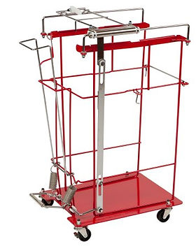 Sharps Dolly Carts Medica Trolley Carts