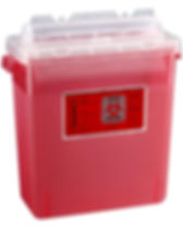 Biohazardous Waste Containes
