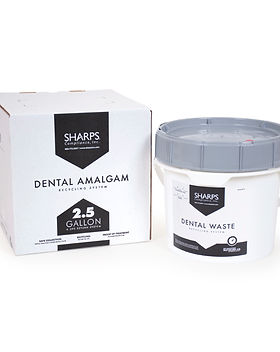 Dental Waste Containers