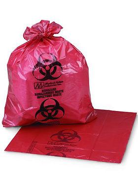 Medical Waste Bags