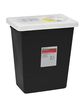 RCRA Hazardous Waste Containers