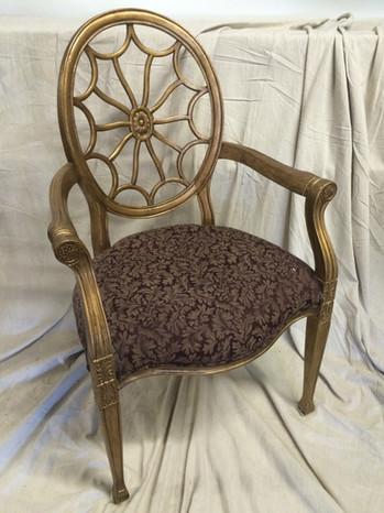 Charlottes Web Chair
