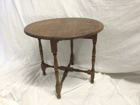 Round Rock Side Table