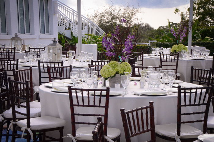 Another amazing wedding Design & Coordination by Venues by Valerie.- Decor by Blue Bridals ..