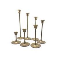 Brass Candle Sticks (72)