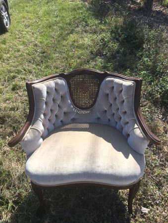 Cain's Cain Chair