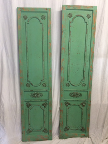 Gails Green Doors