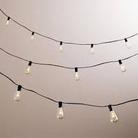 Martys Market Lights including Install
