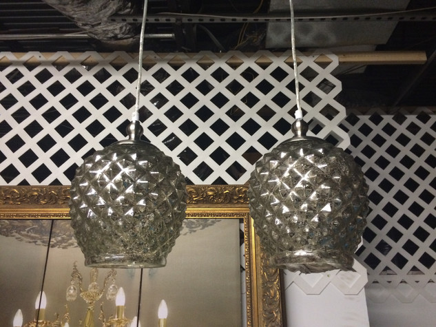 Mercury Ball Lamps