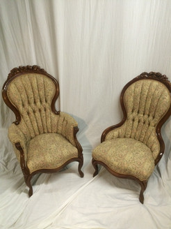 Josie and Jim Chairs