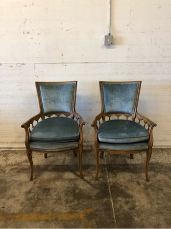 Baby Blue's Chairs