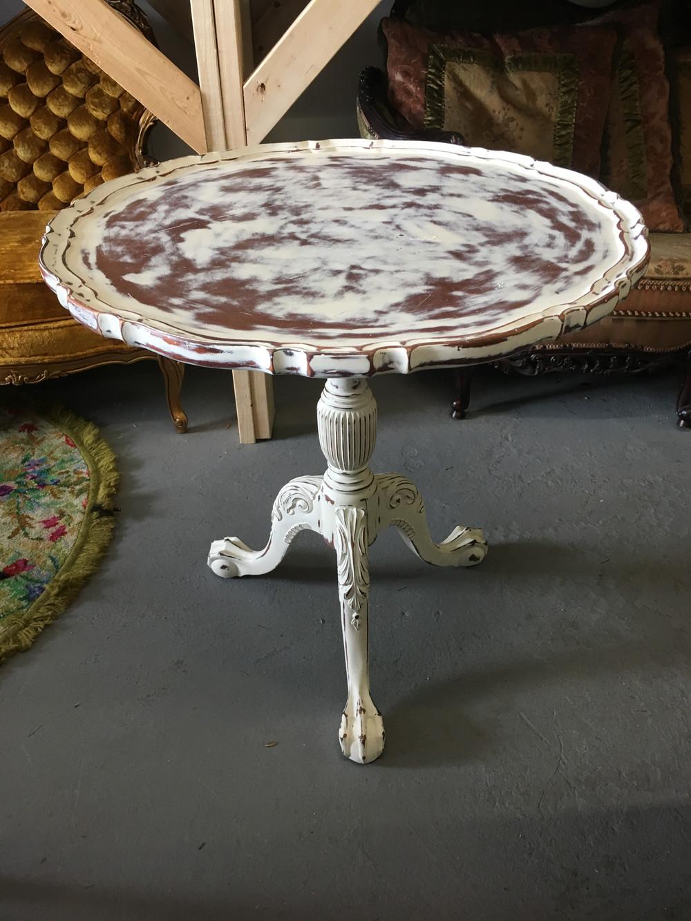 Sabrina's Twin Table