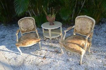 Fraulein Arm Chairs