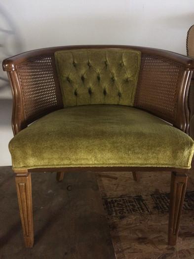 Gemma's Green Chair