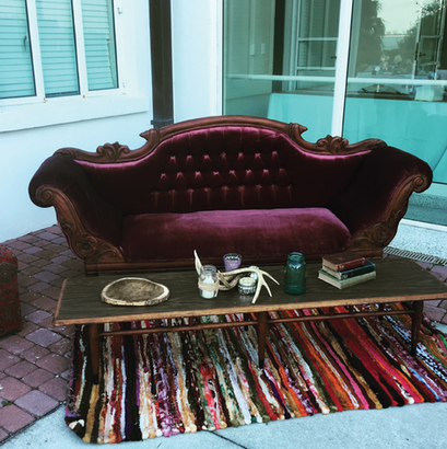 The Boudoir Sofa