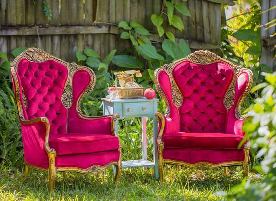 Royal Flush Chairs
