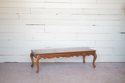 Lions Den Coffee Table
