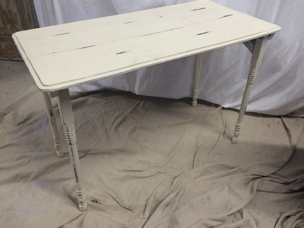 Susie's Spindle Side Table