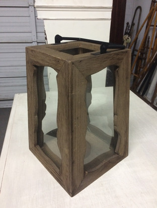 Driftwood Lanters (10)