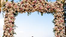 Stunning Palm Beach Wedding