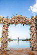 Stunning Palm Beach Wedding