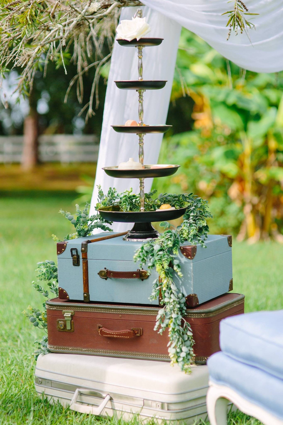 Suitcases, Props & Rugs