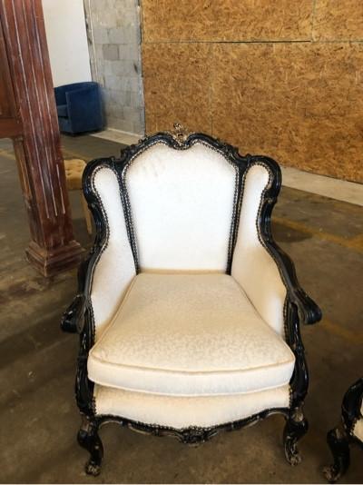 White Tie Affair Chair