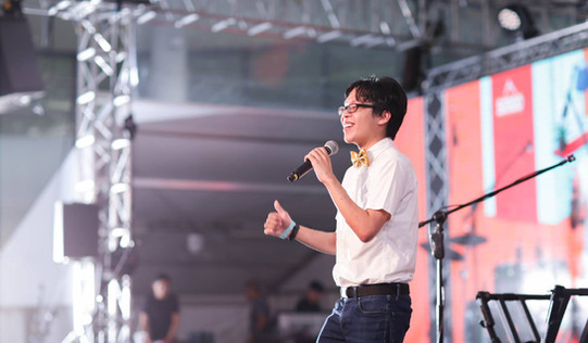 Mr Sam See   Hosting at Singapore Management University (SMU)