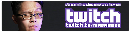 Live Streaming Comedy Show on Twitch by Mr Sam See