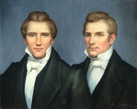Joseph and Hyrum