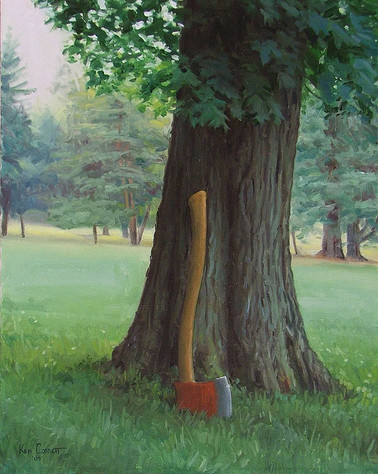 Ax Laid at the Root of the Tree