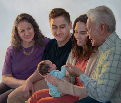 Maori Family