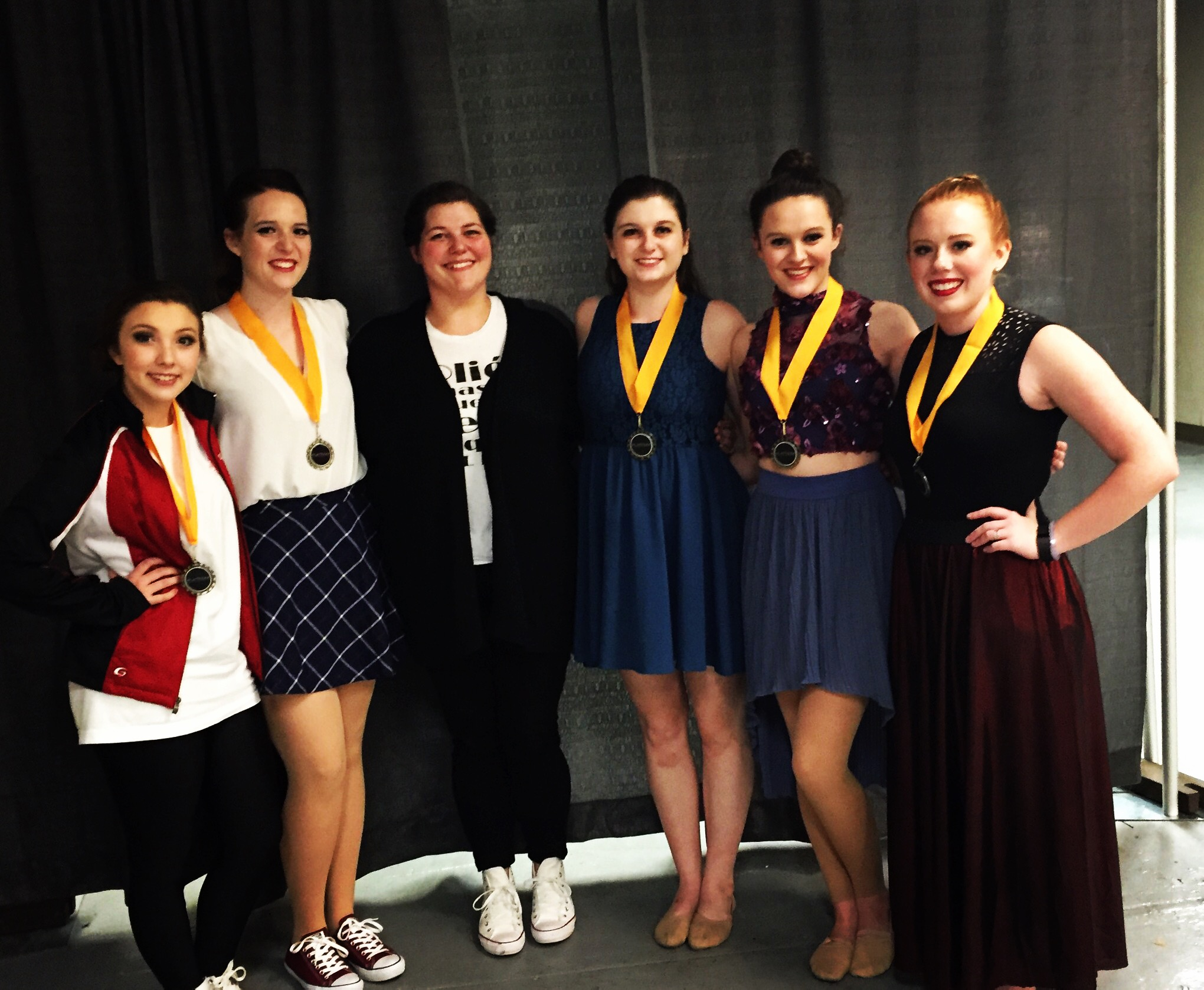 Senior Soloists w/ Owner