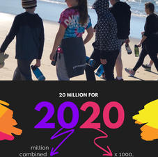 20 Mill for 2020