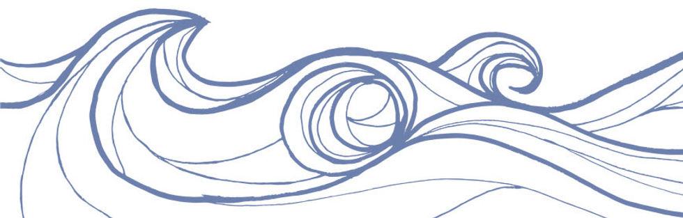 ocean wave icon