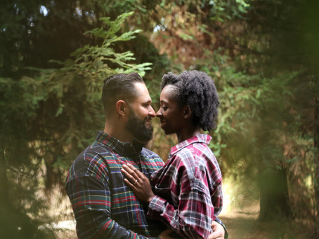 How we filter potential partners according to our conditioned way of looking at race