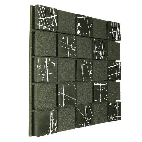 Акустическая панель Ecosound Tetras Wood Acoustic Picasso 50х50см 50мм