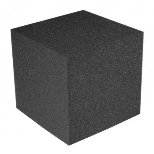 Бас ловушка Ecosound КУБ угловой 16х16х16 см Цвет черный графит