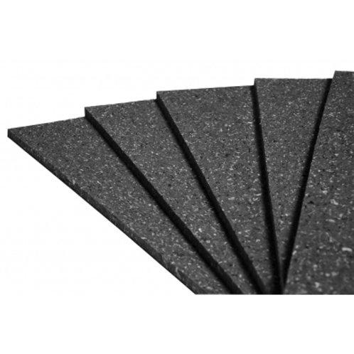 Акустическая плита Ecosound Macsound Prof 1мх1мх5мм цвет графитно-черный