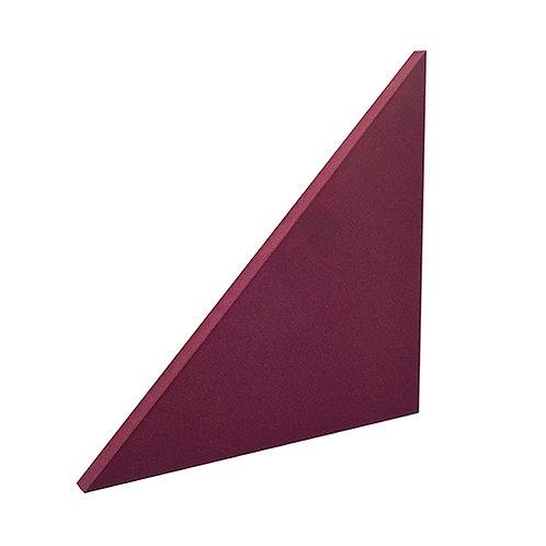 Акустическая плита треугольник Ecosound Lilac 500х500х30мм цвет сиреневый