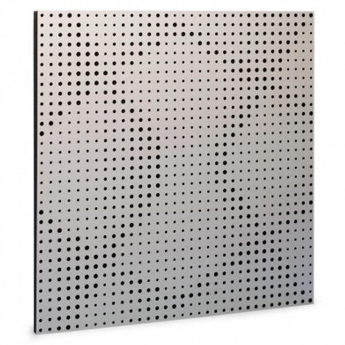 Акустическая панель Ecosound Rhombus White 50х50см 73мм цвет белый
