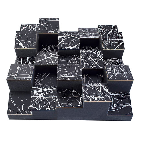 Акустический диффузор-рассеиватель Ecosound EcoDIFF foam Picasso 500х500х150мм