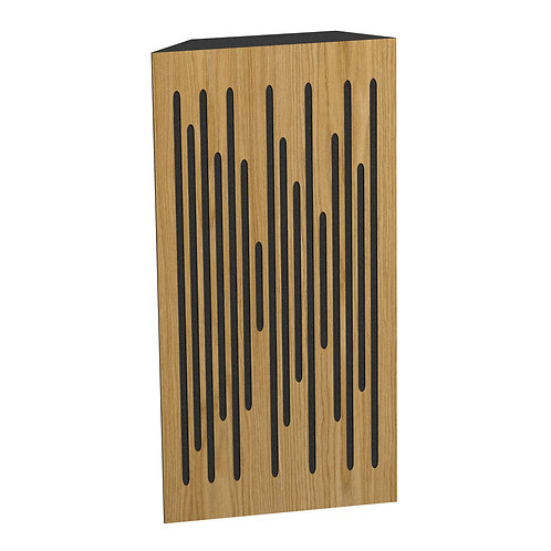 Бас ловушка Ecosound Bass trap wood 1000х500х150 цвет шервуд