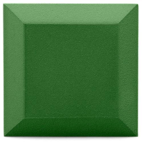 Бархатная акустическая панель Ecosound Velvet Olive 25х25см 50мм. Цвет оливковый