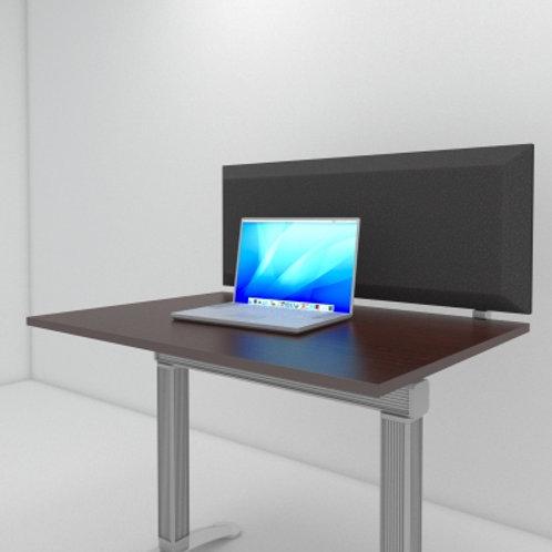 Настольная акустическая ширма для офисных столов и колл-центров Desktop Acoust