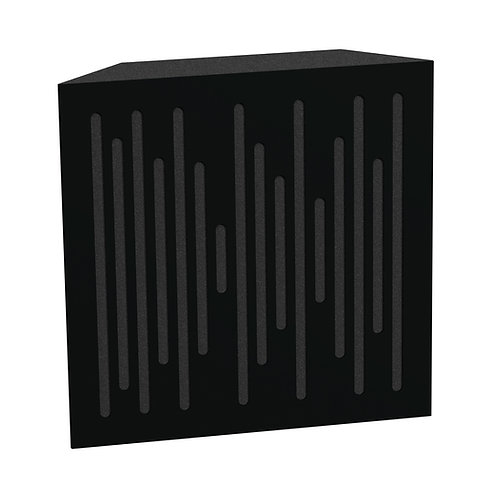 Бас ловушка Ecosound Bass trap Ecowave wood 500х500х100 цвет черный