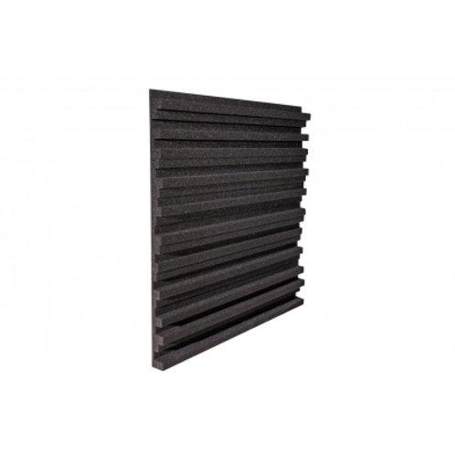 Панель из акустического поролона Ecosound Manhattan mini 30мм, 50х50см, черный